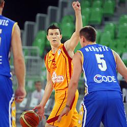 20110806: SLO, Basketball - Adecco Cup, F.Y.R. of Macedonia vs BiH