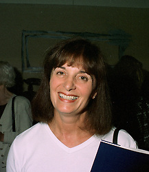 ISOBEL JOHNSTON, Curator of the Arts Council Collection, at a reception in London on 13th May 1997.LYH 69