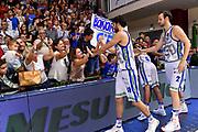 Michele Vitali<br /> Banco di Sardegna Dinamo Sassari - Carpegna Prosciutto VL Pesaro<br /> Legabasket LBA Serie A 2019-2020<br /> Sassari, 29/09/2019<br /> Foto L.Canu / Ciamillo-Castoria