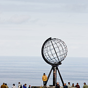 Three weeks aboard the Kong Harald. Hurtigruten, the Coastal Express. The North Cape, Nordkappe.