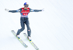01.01.2014, Olympiaschanze, Garmisch Partenkirchen, GER, FIS Ski Sprung Weltcup, 62. Vierschanzentournee, Bewerb, im Bild Gregor Schlierenzauer (AUT) // Gregor Schlierenzauer (AUT) during Competition of 62nd Four Hills Tournament of FIS Ski Jumping World Cup at the Olympiaschanze, Garmisch Partenkirchen, Germany on 2014/01/01. EXPA Pictures © 2014, PhotoCredit: EXPA/ JFK