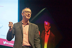 Pictured: <br /> <br /> Paul Johnson, director, Institute for Fiscal Studies, addressed almost 1000 delegates at the Pensions and Lifetime Savings Conference<br /> Terry Murden | EEm 6 March 2019