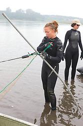 Katie Kent Setting Nets