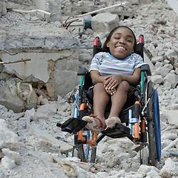 Living with disabilities, Haiti