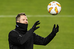 November 28, 2018 - MalmÃ, Sweden - 181128 Lasse Nielsen of Malmö FF during a training session ahead of the Europa league match between Malmö FF and Genk on November 28, 2018 in Malmö..Photo: Petter Arvidson / BILDBYRÃ…N / kod PA / 92159 (Credit Image: © Petter Arvidson/Bildbyran via ZUMA Press)