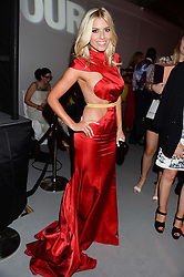 MOLLIE KING at the Glamour Women of the Year Awards in association with Pandora held in Berkeley Square Gardens, London on 4th June 2013.