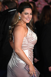 The European Premiere of 'Mary Poppins Returns' at The Royal Albert Hall, London, UK, on the 12th December 2018. 12 Dec 2018 Pictured: Kelly Brook. Photo credit: James Whatling / MEGA TheMegaAgency.com +1 888 505 6342