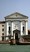 The church of Santa Maria della Pietà or della Visitazione was built from 1745-1760. Historically, it is remembered as the church associated with Vivaldi and his young female musicians.