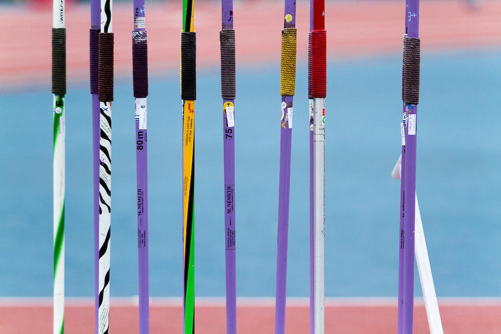 Samsung Diamond League adidas Grand Prix track & field; Javelin implements