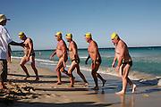 Beach Culture in Perth, Australia.