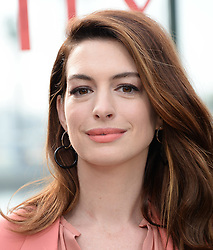 Serenity - Photo Call. 11 Jan 2019 Pictured: Anne Hathaway. Photo credit: MEGA TheMegaAgency.com +1 888 505 6342
