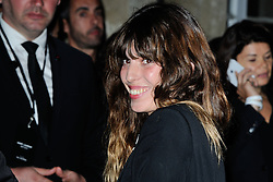 Lou Doillon arriving at the Yves Saint-Laurent show as a part of Paris Fashion Week Ready to Wear Spring/Summer 2017 in Paris, France on September 09, 2016. Photo by Aurore Marechal/ABACAPRESS.COM
