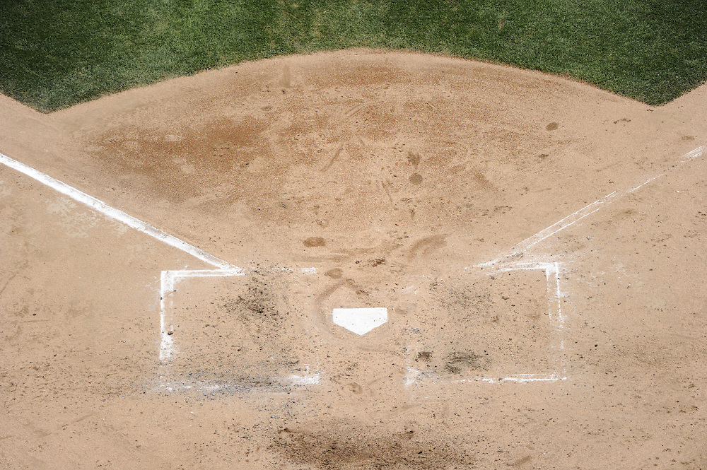 CHICAGO - MAY 22:  A general view of home plate and the batters box at U.S. Cellular field during the game between the Los Angeles Dodgers and Chicago White Sox on May 22, 2011 at U.S. Cellular Field in Chicago, Illinois.  The White Sox defeated the Dodgers 8-3.  (Photo by Ron Vesely)