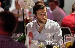 Adam Matthews of Bristol City mingles with guests during the Lansdown Club event - Mandatory by-line: Robbie Stephenson/JMP - 06/09/2016 - GENERAL SPORT - Ashton Gate - Bristol, England - Lansdown Club -