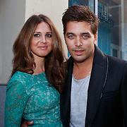 NLD/Amsterdam/20110630 - Uitreiking Jackie's Bachelor List 2011, Waylon en partner Annemijn van Meeuwen