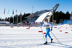 March 10, 2019 - Oslo, NORWAY - 190310 Melina Meyer Magulas of Greece competes in the women's 30 km classic technique mass start during the FIS World Cup on March 10, 2019 in Oslo..Photo: Jon Olav Nesvold / BILDBYRÃ…N / kod JE / 160424 (Credit Image: © Jon Olav Nesvold/Bildbyran via ZUMA Press)
