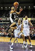20100406 - San Antonio Spurs @ Sacramento Kings