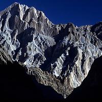 Mountain above Kang Nullah near Kanji village.