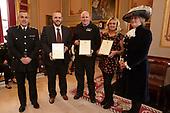 Rosenberg - Trinity House Awards