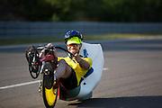 Felix Hertlein is bezig met het 24-uursrecord op de Zox. In Schipkau worden recordpogingen gedaan met ligfietsen. Er wordt zowel een poging gedaan het uurrecord te breken als het 6-uur2, 12-uurs en 24 uurrecord.<br /> <br /> Felix Hertlein is on his way for the 24 hours record attempt. In Schipkau records attempt cycling are taking place. The riders will try to set a new hour, 6-hours, 12-hours and 24-hours record.
