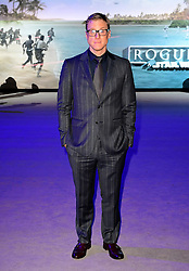 Alan Tudyk attending the premiere of Rogue One: A Star Wars Story at the Tate Modern, London. PRESS ASSOCIATION Photo. Picture date: Tuesday December 13, 2016. See PA story SHOWBIZ Rogue One. Photo credit should read: Ian West/PA Wire