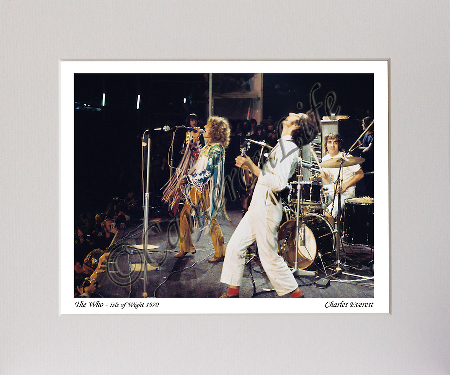 The Who (landscape 1)