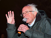 29 DECEMBER 2019 - DES MOINES, IOWA: Sen. Sanders is in Iowa campaigning to be the Democratic presidential nominee in 2020. Iowa hosts the first selection event of the presidential election cycle. The Iowa Caucuses are Feb. 3, 2020.            PHOTO BY JACK KURTZ