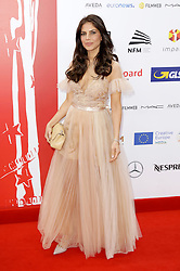 December 10, 2016 - Wroclaw, Lower Silesian, Deutschland - Weronika Rosati attends the 29th European Film Awards 2016 at the National Forum of Music on December 10,2016 in Wroclaw, Poland. (Credit Image: © Future-Image via ZUMA Press)