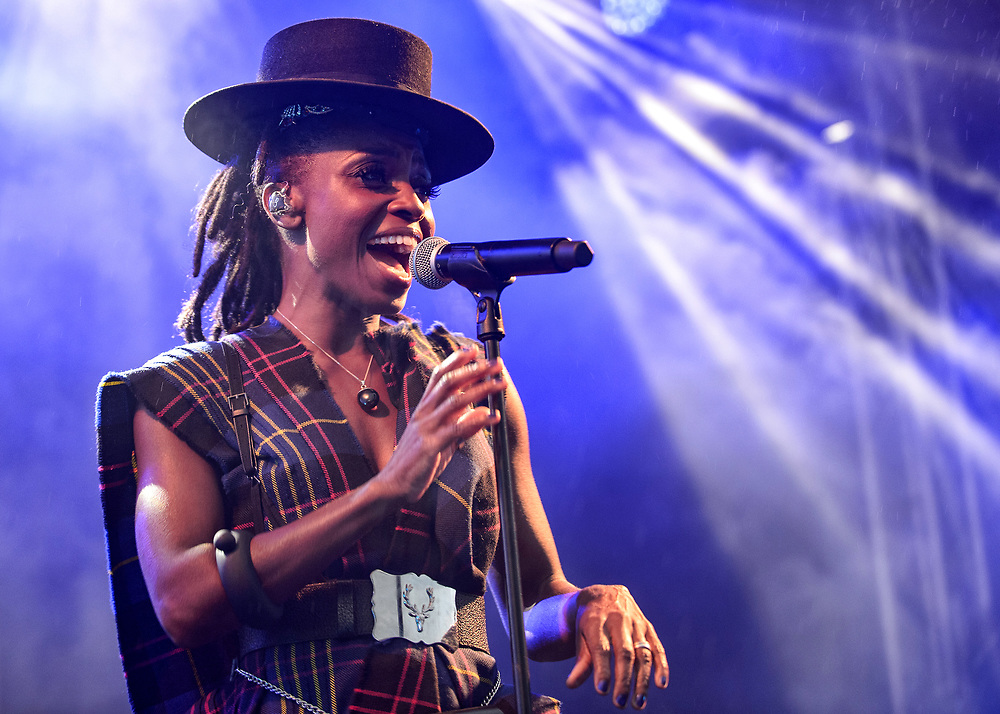 Morcheeba steal the show with a chilled out set at day 1 of the Playground Festival 2021, Glasgow