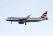 British Airways, Airbus A320-232