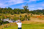09-12-2015 -  Foto van Palheiro Golf. Genomen tijdens een golfreis naar de Madeira Islands bij Palheiro Golf in Funchal, Portugal.