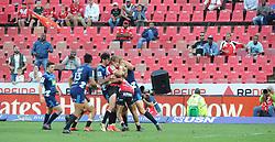 10/03/2018 Gauteng Lions vs the Auckland Blues at Emirates Airlines Stadium, Ellis Park, Johannesburg, South Africa. Picture: Karen Sandison/African News Agency (ANA)