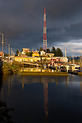 Ketchikan Alaska a port of call on the I nside passage