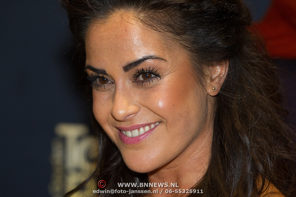 NLD/Amsterdam/20151015 - Televizier gala 2015, Anna-Alicia Sklias