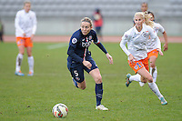 Sabrina Delannoy  - 20.12.2014 - PSG / Montpellier - 14eme journee de D1<br /> Photo : Andre Ferreira / Icon Sport