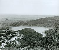 1930 Lake Hollywood and Dam