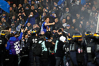 Joie Bastia  / Yannick CAHUZAC  - 04.02.2015 - Monaco / Bastia - 1/2Finale Coupe de la Ligue<br />Photo : Sebastien Nogier / Icon Sport