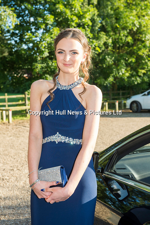 27 June 2019: Somercotes Academy Year 11 prom at the Brackenborough Hotel near Louth.<br /> Bethany Andrews.<br /> Picture: Sean Spencer/Hull News & Pictures Ltd<br /> 01482 210267/07976 433960<br /> www.hullnews.co.uk         sean@hullnews.co.uk