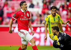 April 30, 2018 - Na - Lisboa, 04/28/2018 - Sport Lisboa Benfica received this afternoon at Estádio da Luz Tondela in the 32nd Match of the first Liga NOS. Epoca 2017 / 2018. (Credit Image: © Atlantico Press via ZUMA Wire)