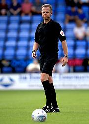 Referee Chris Sarginson