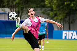 June 13, 2018 - Moscow, Russia - 180613 Sebastian Rudy of Germany during a practice session ahead of the 2018 FIFA World Cup on June 13, 2018 in Moscow..Photo: Petter Arvidson / BILDBYRÃ…N / kod PA / 92061 (Credit Image: © Petter Arvidson/Bildbyran via ZUMA Press)