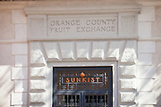 Orange County Fruit Exchange Building
