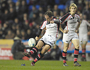 Reading, GREAT BRITAIN,  David HUMPHREYS, during the third round Heineken Cup game, London Irish vs Ulster Rugby, at the Madejski Stadium, Reading ENGLAND, Sat 09.12.2006. [Photo Peter Spurrier/Intersport Images]