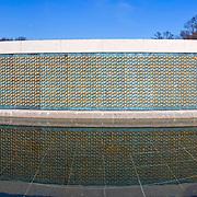 World War II Memorial on the National Mall in Washington DC