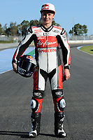 MOTORSPORT - MOTO - TESTS 125 - JEREZ DE LA FRONTERA (SPA) - 27 TO 28/03/2010 - PHOTO : STUDIO MILAGRO / DPPI<br /> STURLA FAGERHAUG (NOR) - EMPOWERMENT WORLDWIDERACE TEAM - AMBIANCE PORTRAIT