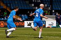 Paddy Madden. Stockport County FC 2-2 Maidenhead United FC. Vanarama National League. Edgeley Park. 17.4.21