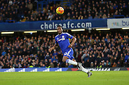 Chelsea's Mikel John Obi during the Barclays Premier League match between Chelsea and Manchester United at Stamford Bridge, London, England on 7 February 2016. Photo by Phil Duncan.