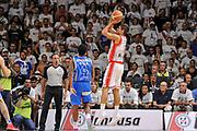 DESCRIZIONE : Campionato 2014/15 Serie A Beko Dinamo Banco di Sardegna Sassari - Grissin Bon Reggio Emilia Finale Playoff Gara6<br /> GIOCATORE : Adam Pechacek<br /> CATEGORIA : Tiro Controcampo<br /> SQUADRA : Grissin Bon Reggio Emilia<br /> EVENTO : LegaBasket Serie A Beko 2014/2015<br /> GARA : Dinamo Banco di Sardegna Sassari - Grissin Bon Reggio Emilia Finale Playoff Gara6<br /> DATA : 24/06/2015<br /> SPORT : Pallacanestro <br /> AUTORE : Agenzia Ciamillo-Castoria/C.Atzori