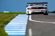 2012 FIA GT1 World Championship.Donington Park, Leicestershire, UK.27th - 30th September 2012.Mercedes FIA GT1..World Copyright: Jamey Price/LAT Photographic.ref: Digital Image Donington_FIAGT1-17562