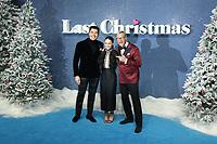 Henry Golding, Emilia Clarke and Paul Feig, Last Christmas - UK Premiere, BFI Southbank, London, UK, 11 November 2019, Photo by Richard Goldschmidt